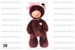 Медведь Choco 50см