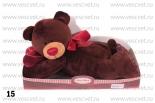 Медведь Чоко 40см